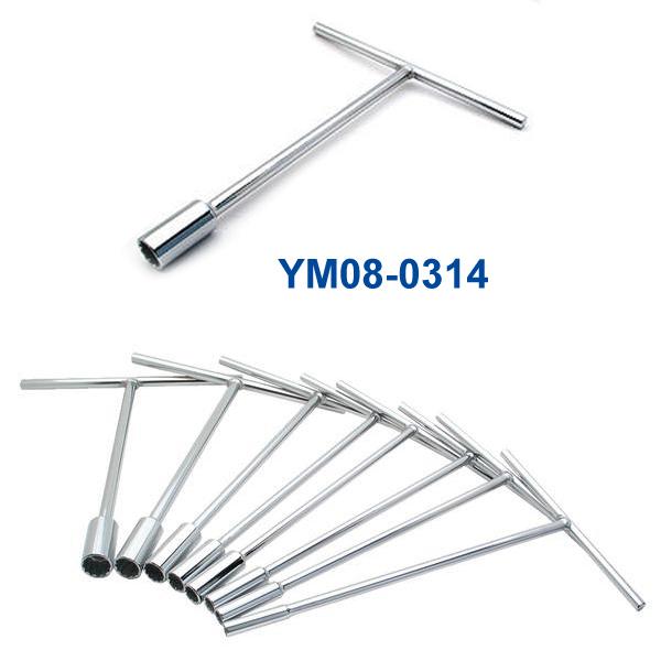 YM08-0314 3/4インチ Tハンドルレンチ