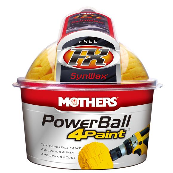 MT-05147 マザーズ(Mothers) パワーボール4ペイント