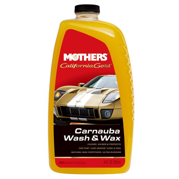 MT-05674 マザーズ(Mothers) カリフォルニアゴールド カルナバウォッシュ&WAX