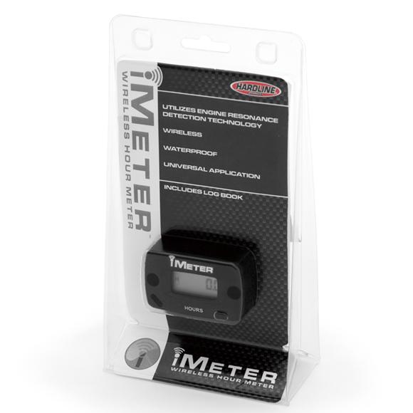 ハードライン(HARDLINE) iMeterワイヤレスアワーメーター